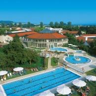Rottal Terme - Luftbild Therapiebad