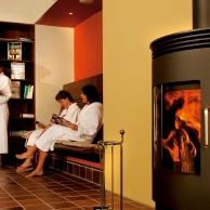 Rottal Terme - Sauna-Erlebniswelt Kaminzimmer